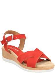 Lüke Schuhe womens-shoes 2839 ROSSO