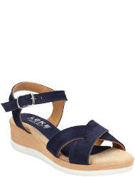 Lüke Schuhe womens-shoes 2839 BLU