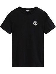 Timberland Men's clothes SS B-Logo Camo Tee