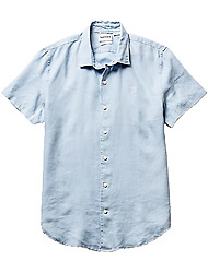 Timberland Men's clothes SS Mill River Linen SF