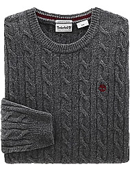 Timberland Men's clothes Lambswool cable crew