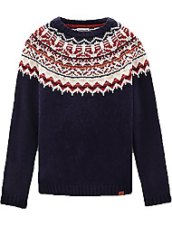 Timberland Men's clothes Fairsle Sweater