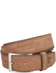 Timberland Men's clothes Washed Leather Belt