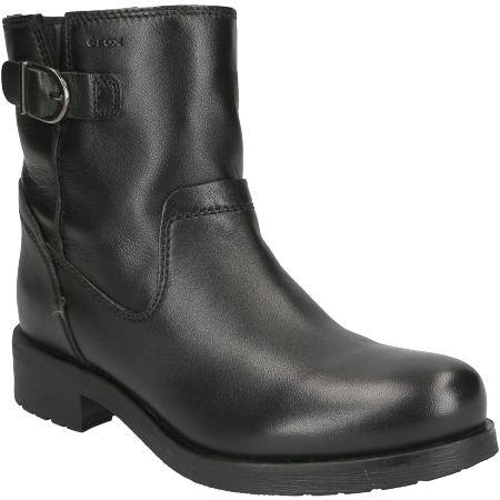 dictador Inscribirse Cortar  GEOX D046RD 000TU C9999 Women's shoes Half-boots buy shoes at our Schuhe  Lüke Online-Shop