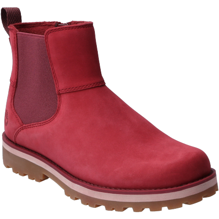 Timberland Courma Kid Chelsea - Rot - mainview