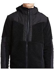 Timberland Men's clothes Faux Shear Fleece Jkt