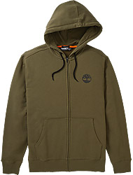 Timberland Men's clothes Core Logo FZ Hoodie Bb
