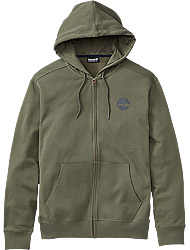 Timberland Men's clothes Core Logo FZ Hoodie