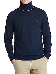 Timberland Men's clothes Merino Turtle sweater