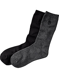 Timberland Men's clothes 2Pp Basic Crew Sock