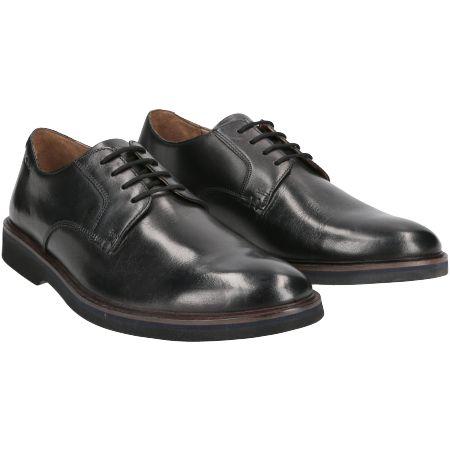 Clarks Malwood Plain 26159567 - Schwarz - pair