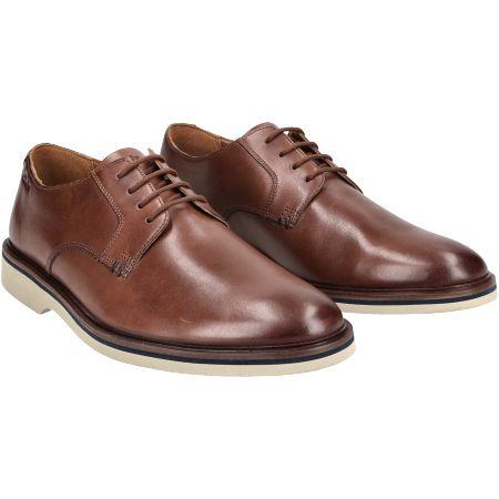 Clarks Malwood Plain 26159562 - Braun - pair