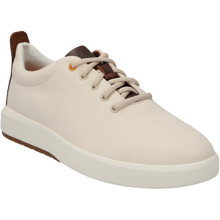 Timberland TrueCloud EK+ Canvas Sneaker - Weiß - mainview