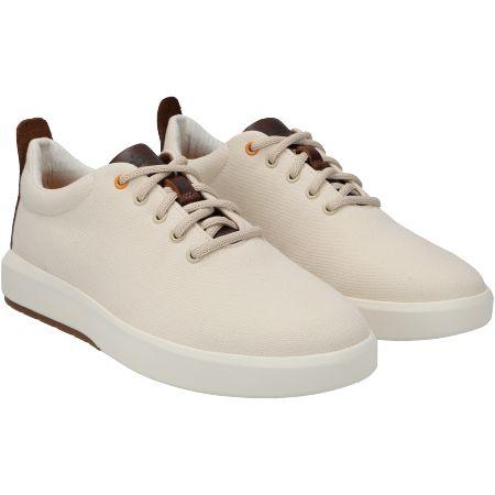 Timberland TrueCloud EK+ Canvas Sneaker - Weiß - pair