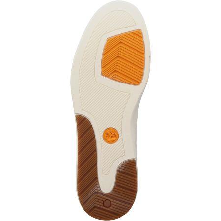 Timberland TrueCloud EK+ Canvas Sneaker - Weiß - bottomview