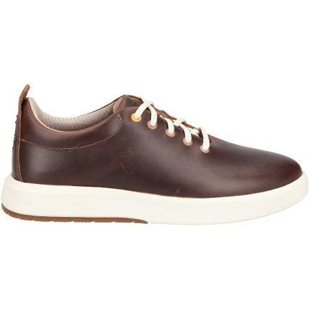 Timberland TrueCloud EK+ Leather Sneaker - Braun - sideview