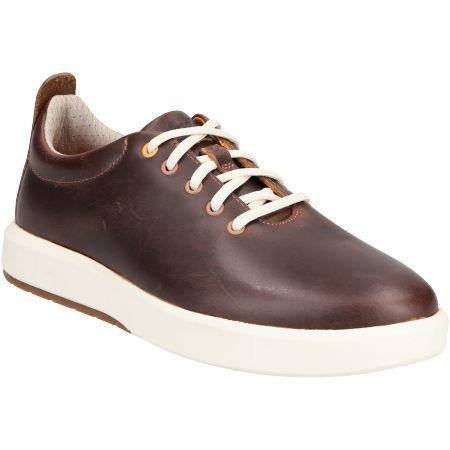Timberland TrueCloud EK+ Leather Sneaker - Braun - mainview