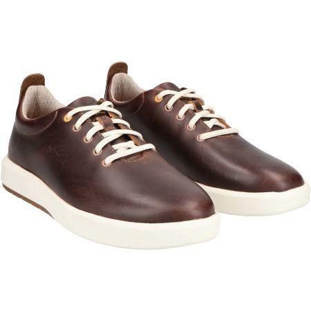 Timberland TrueCloud EK+ Leather Sneaker - Braun - pair