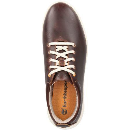 Timberland TrueCloud EK+ Leather Sneaker - Braun - upperview