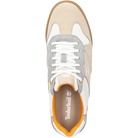 Timberland Miami Coast Fabric / Leather S - Beige - upperview