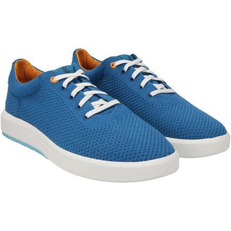 Timberland TrueCloud EK+ Knit Ox - Blau - pair