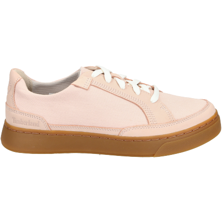 Timberland Low Lace Up - Rose - sideview