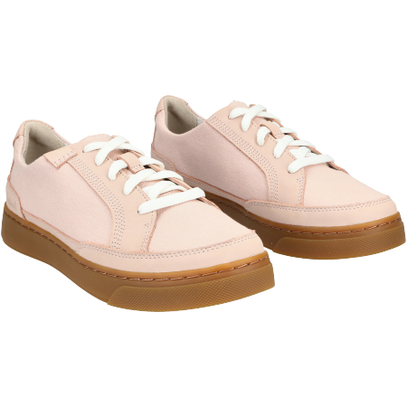 Timberland Low Lace Up - Rose - pair