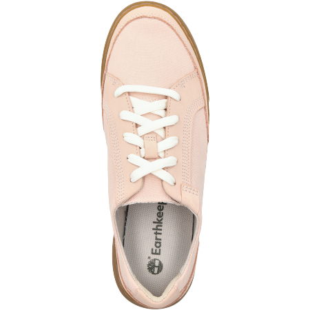 Timberland Low Lace Up - Rose - upperview