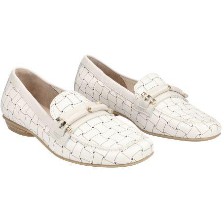 Donna Carolina 43.212.022 - Weiß, mittel - pair