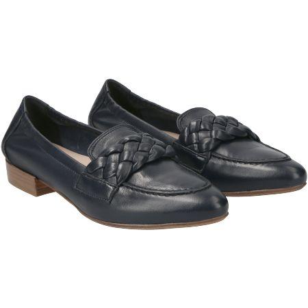 Donna Carolina 43.300.009 - Blau - pair