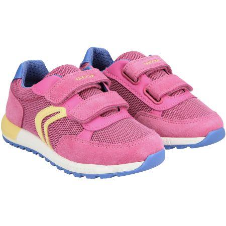 Geox J15AQA ALBEN - Pink - pair