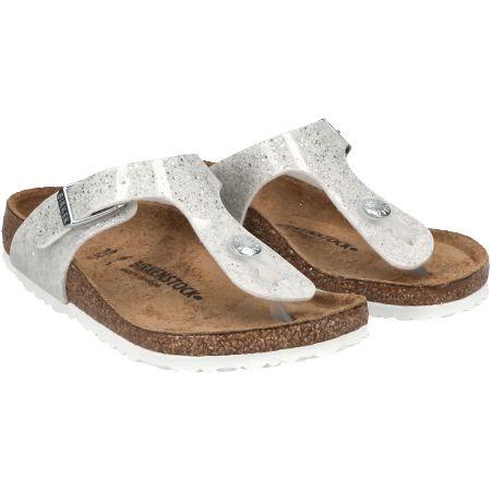 birkenstock Gizeh - Silber - pair