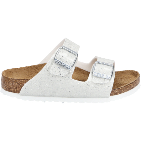 birkenstock Arizona - Silber - sideview