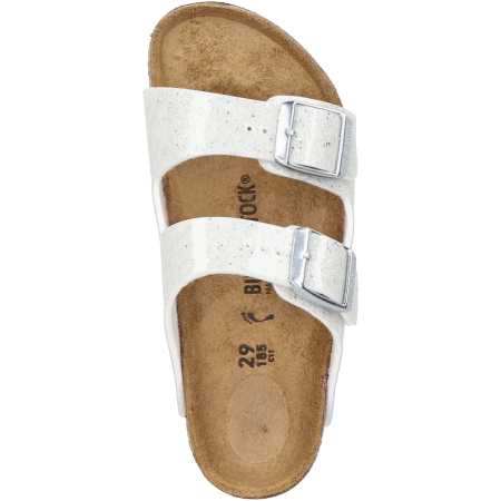 birkenstock Arizona - Silber - upperview
