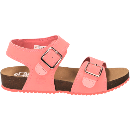 Timberland Castle Island 2 Strap - Pink - sideview