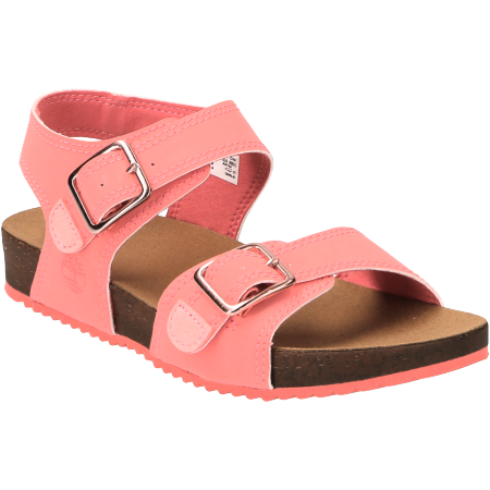 Timberland Castle Island 2 Strap - Pink - mainview