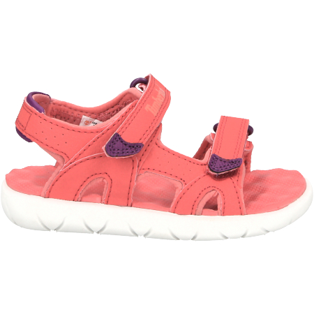 Timberland Perkins Row 2-Strap - Pink - sideview