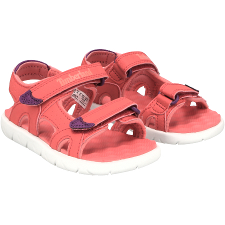 Timberland Perkins Row 2-Strap - Pink - pair