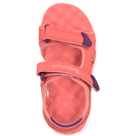 Timberland Perkins Row 2-Strap - Pink - upperview