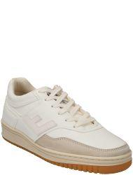 Flamingos' Life Men's shoes RETRO 90's ALL WHITE BICOLOR