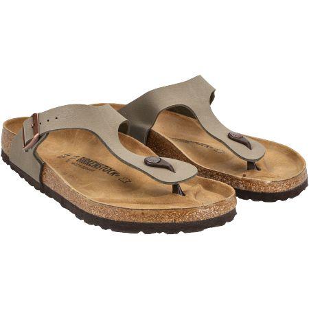 birkenstock Gizeh - Grau - pair