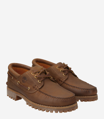 Timberland Men's shoes A284N Authentics 3 Eye Classic Lug