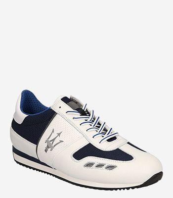 La Martina Men's shoes L7096 253 CALF BIANCO