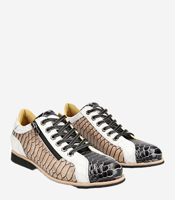 Lorenzi Men's shoes ANACONDA NERO