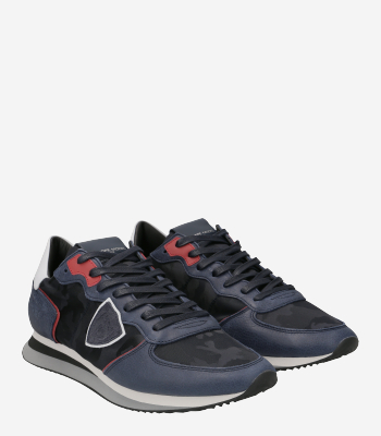 Philippe Model Men's shoes TRPX CAMOUFLAGE
