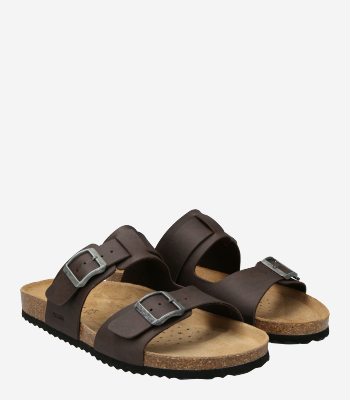 GEOX Men's shoes SANDAL GHITA
