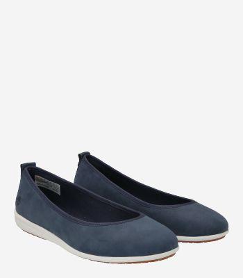 Timberland Women's shoes Bradstreet Ultra Ballerina Leather