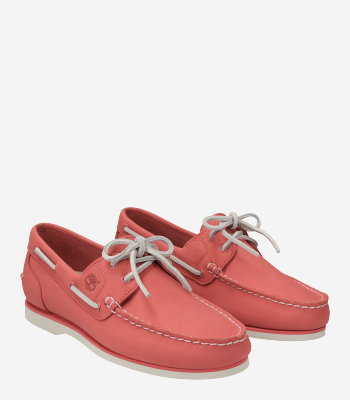 Timberland Women's shoes Classic Boat Amherst 2 Eye Boat Shoe