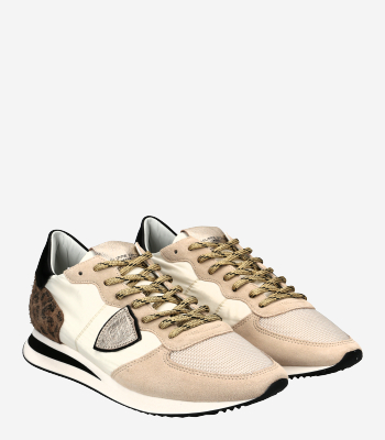 Philippe Model Women's shoes TRPX Mondial Animalier