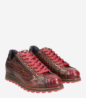 Lorenzi Women's shoes 12814 ROSSO